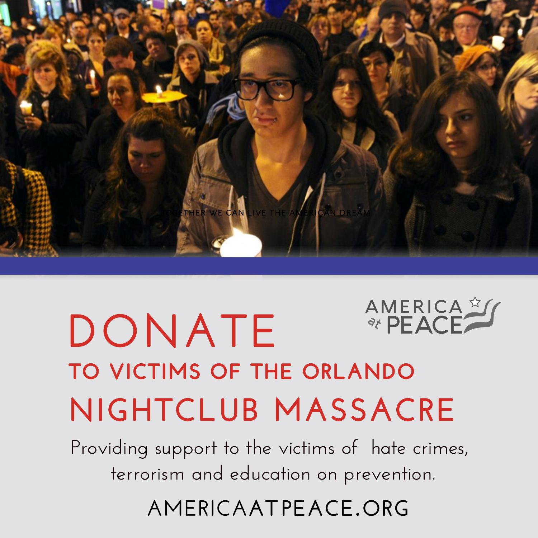 Donate to the Night Club Massacre