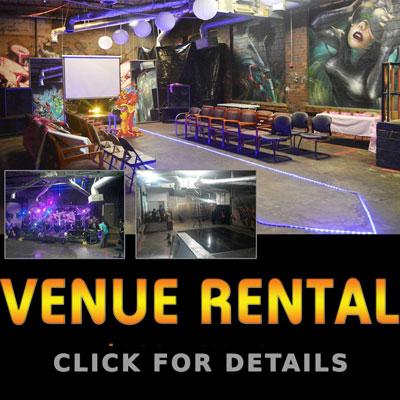 Atlanta Cheap Venue Rental