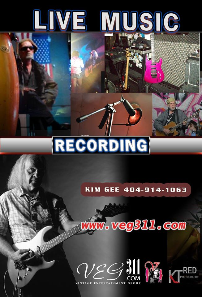 Live Music Studio Recording