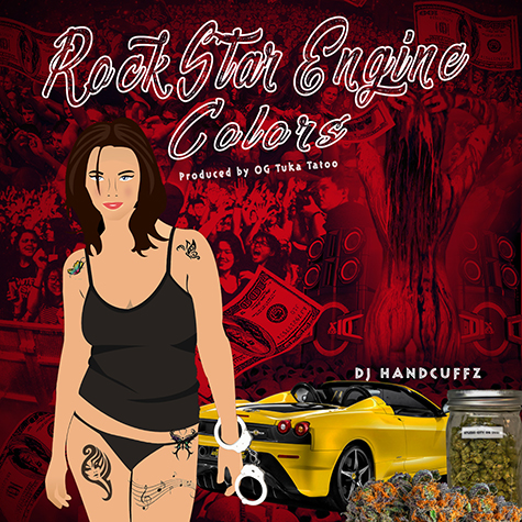 Rockstar Engine Colors