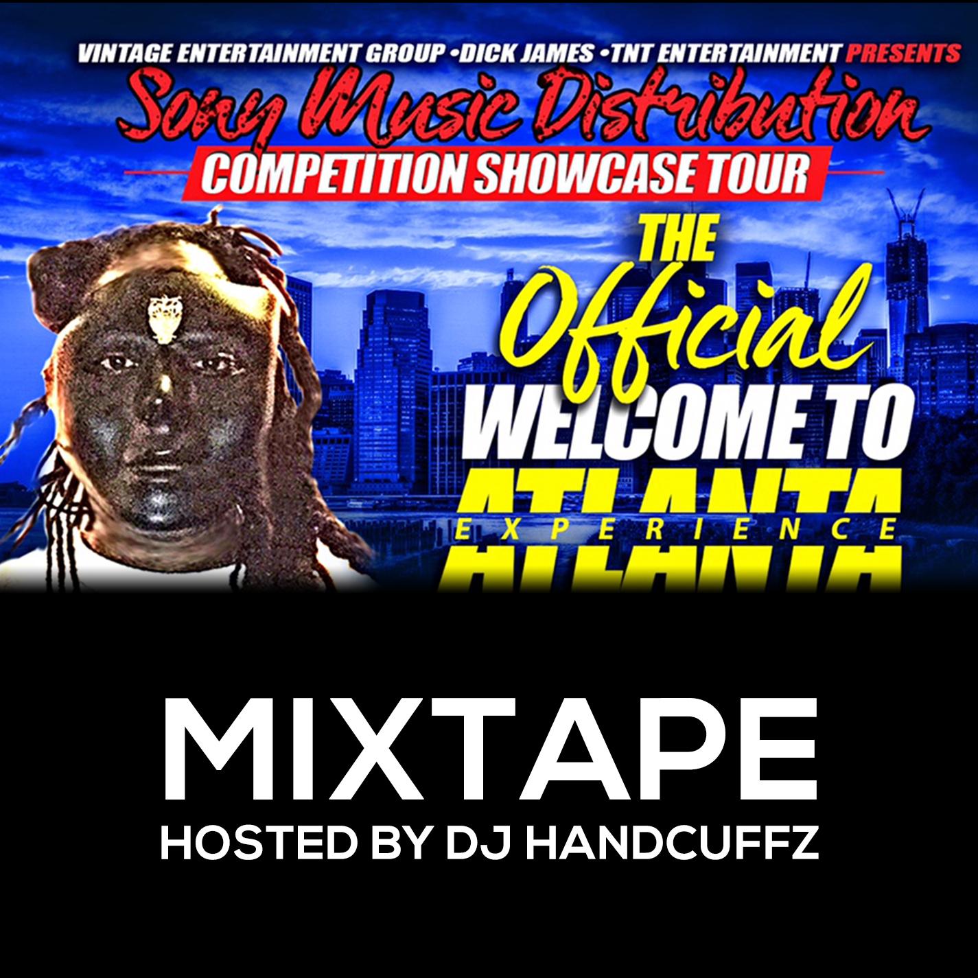 Atlanta Sony Music Contest Dick James Artist Mixtape