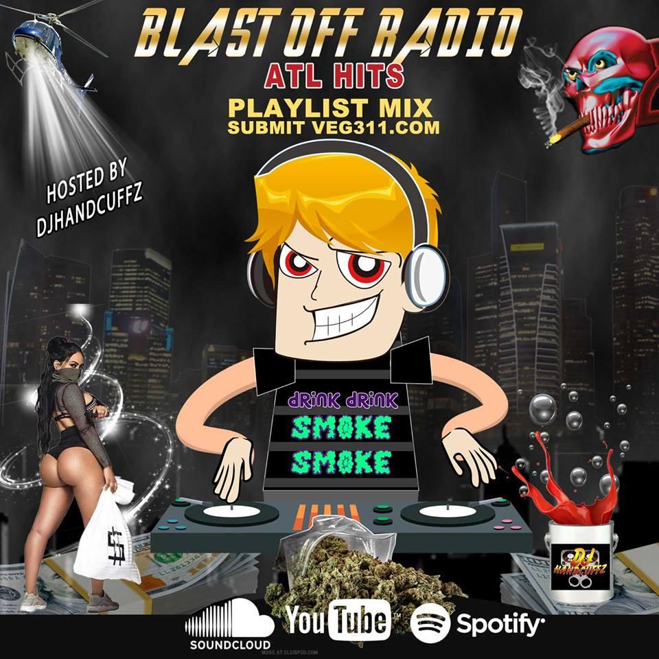 Blastoff Radio Playlist Music Mix Atlanta