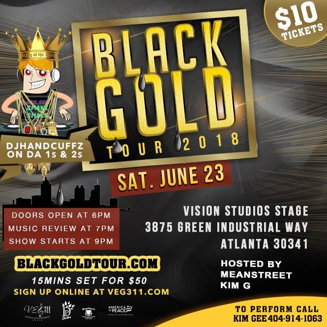 Atlanta 2018 Indie Music Tour