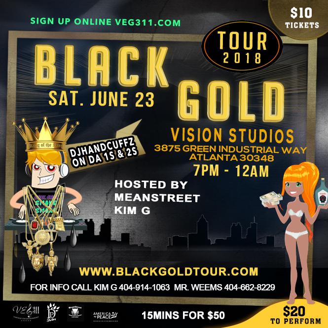 Atlanta Music Tour